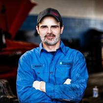 Truck Service - Jason Perera staff photo