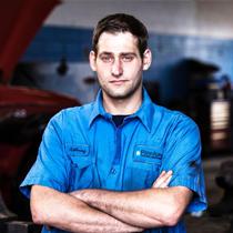 Truck Service - Anthony Caschetta staff photo