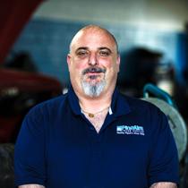 Truck Service - Chris Alessi staff photo