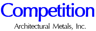 Competition Architectural Metals Client Testimonial Logo
