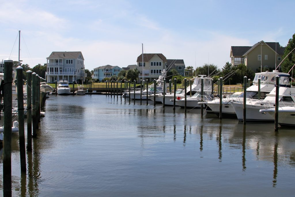 Saint James Plantation Marina, Southport
