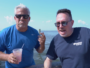 Dave and Steve on Fire Island