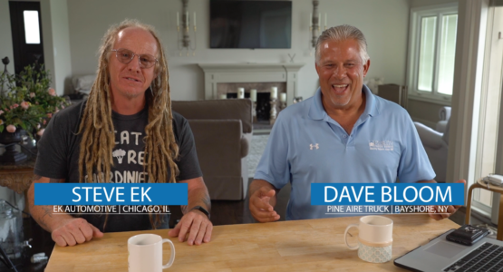 Dave and Steve Ek for Got A Minute Monday