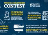 Nurse and Local Restaurant Contest